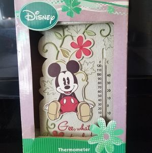 COPY - NIB Disney Mickey Mouse thermometer